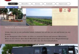 Neue Internetseite des Heimat- und Verkehrsvereins Mainz-Laubenheim e.V.