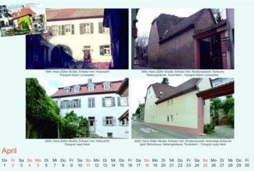 Kalenderblatt Alt-Laubenum April 2021