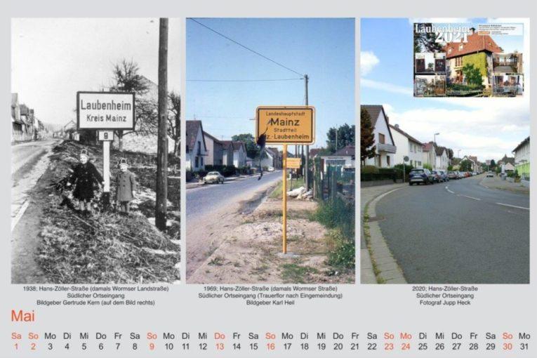 Historisches Kalenderblatt, Mai 2021