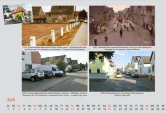 Historisches Kalenderblatt, Juni 2021
