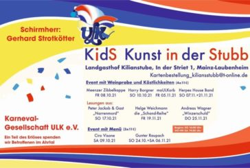 ULK – KidS Kunst in der (Kilians-)Stubb